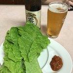 十々亭 - サンチュ ノンアルコールビール