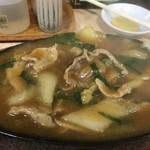 生駒菜館 - 料理写真:スタミナ焼