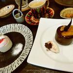 蕎麦cafeダイニング イベリスside - スイーツ達