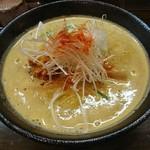 らうめん吟屋 - 極味噌担々麺(大辛)