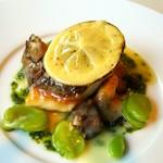吉庭 - MemuAの魚料理