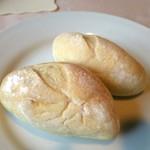 吉庭 - 吉彩コースのパン