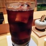 鮨 いし黒 - コーラ
