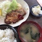 ヨット食堂 - 焼肉定食(¥850)