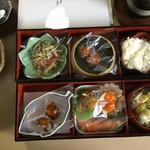 中国精進料理 凛林 - 私も一緒にお弁当を