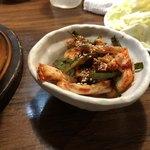 88384165 - 白菜キムチ(¥400+外税)