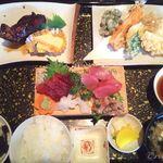 大浜丸 魚力 - 魚力定食