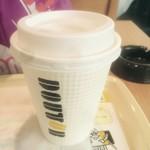 ドトールコーヒーショップ - 豆乳ティー S340円