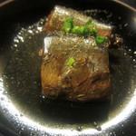 88386927 - 秋刀魚の山椒煮