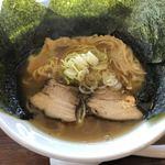 麺家 西陣 - 中華そば醤油700円+のり100円