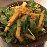 もつ焼き 豚星 - カラスミポテト