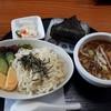 お食事処 畔 - 料理写真:台湾つけ麺とおにぎり