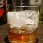 ニュー日本酒うさぎ - 2018/4/16  ウイスキーはロックで。