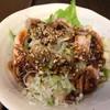 創作中華 秀荘 - 料理写真:蒸し鶏¥650
