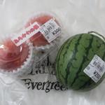 スーパーエバーグリーンプラス - 料理写真:今回買ったもの