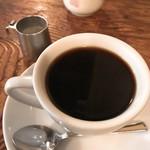 さぼうる 2 - 食後のコーヒー