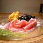 キャトルラパン 神戸三宮 - ■前菜盛合せ