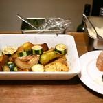 キャトルラパン 神戸三宮 - ■野菜のグリル