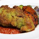 イタリア食堂 MARIA - 香草パン粉で包んだ牛ロース肉のコートレッタ