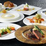 バー&グリル 「メルト」 - 料理写真:期間限定メニュー!10周年記念コースディナー