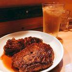 博多のおでん - 料理写真:『いわしつくね&しらたき』しゃん♡シュワシュワもすっばい!!ww