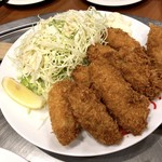 広島県府中市アンテナショップNEKI - 瀬戸内牡蠣フライ