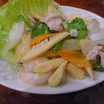 8840818 - ランチの八宝菜(五目うま煮)
