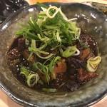 大衆酒場 ハニーと小鉄 - 辛肉豆腐430円