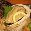まいもんや かっぱ - 料理写真:2018年6月 境港産岩牡蠣