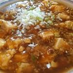中華料理四川 - セットのマーボメン