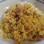 中華料理四川 - セットのチャーハン
