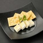 ■クリームチーズの西京味噌漬け