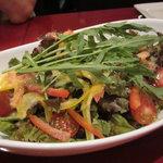 8841896 - 彩り野菜のサラダ(2011/7/23)