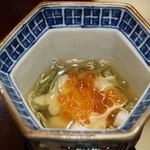 赤坂 詠月 - じゅん菜と小柱