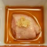 赤坂 詠月 - 料理写真:鱧の肝