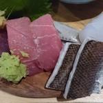 山本魚吉商店 - 刺身5点盛り(2人前)