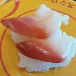 スシロー - 蒸しほっき貝