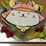 ジュジュ - バースデーケーキ