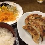 キングスランド - ランパス500円餃子定食