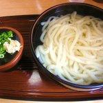 古狸庵 - 料理写真:湯だめ☆400円