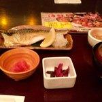 88431057 - 焼き魚定食