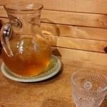 88432515 - 6月は冷たいジャスミン茶