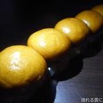 谷中 福丸饅頭 - 黒糖まんじゅう