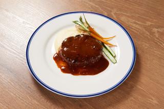 キッチンペロリ - 国産牛と信州ポークのハンバーグ