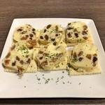 洋麺バルPastaBA - レーズンバター