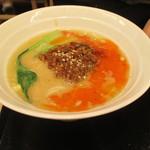 88439700 - 「白胡麻担々麺」(1,000円)