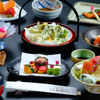 Tamagawakan - 料理写真:お料理の一例です お献立は毎月変わります