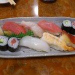 こみや寿司 - にぎり