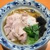 㐂九八 - 料理写真:肉増し煮干し中華そば