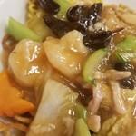 中華料理 唐韻 - 海老ちゃん